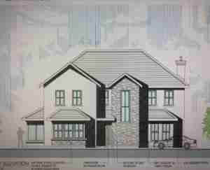 Architects plans of 4 bedroom house